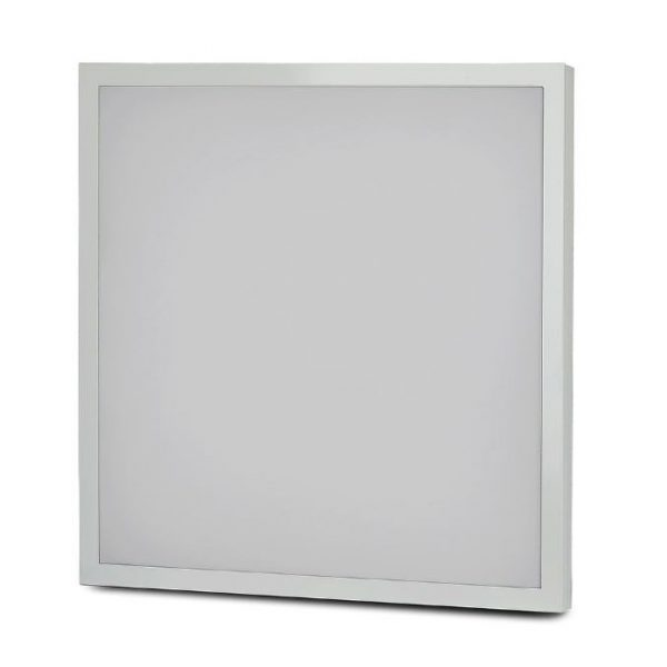 40W LED Panel 2in1 Surface and Recessed Installation 80 LM/W 600x600mm 6pcs Pack